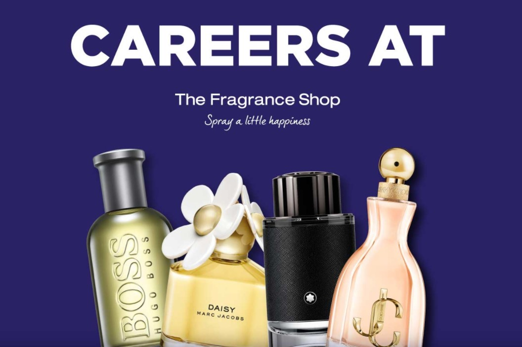 Sales Consultant┃The Fragrance Shop Logo